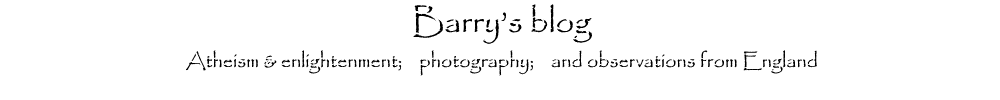 Barry&#039;s blog