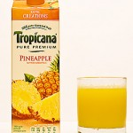 Tropicana Pineapple Juice called Mohammed. Is it blasphemy?